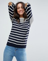 Sugarhill Boutique Star Stripe Sweater