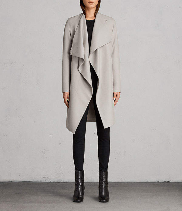 AllSaints Ora Coat