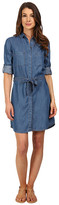 KUT from the Kloth Shelby Button Down Tee Dress