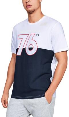 Under Armour Men's UA Americana 76 Short Sleeve T-Shirt