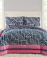 Vera Bradley Geo 3-Pc. King Comforter Set
