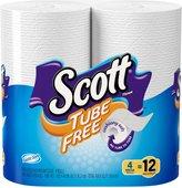 Scott Tube-Free Bath Tissue