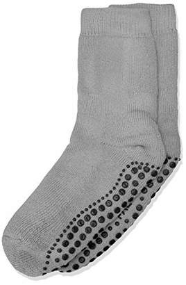 Falke Kids Catspads Slipper Socks - Cotton Blend, ( 3000), (Manufacturer size: 39-42), 1 Pair