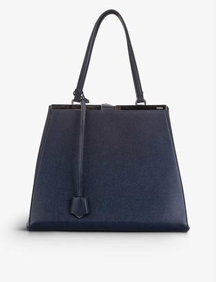 Resellfridges Pre-loved Fendi 3jours leather tote bag