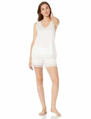 Hanro Women's Bella Short Pajama Set