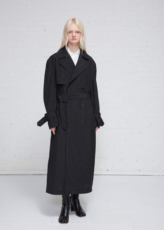 Yang Li Detective Trench Coat