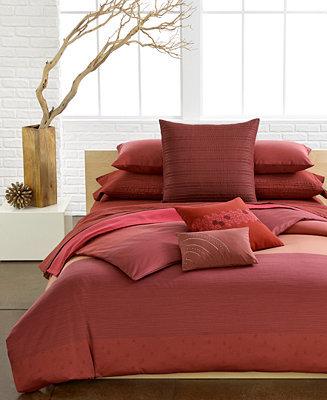 Calvin Klein Home Sierra King Duvet Cover Set