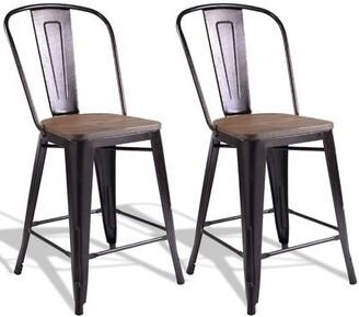 Williston Forge Marrs Bar & Counter Stool Seat Height: Counter Stool (24a Seat Height)