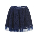 GUESS GuessGirls Navy Lace Skirt