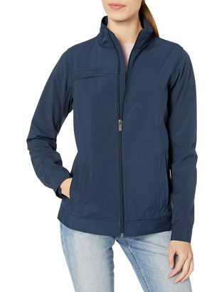 Charles River Apparel Women's Dockside Wind & Water Resistant Jacket