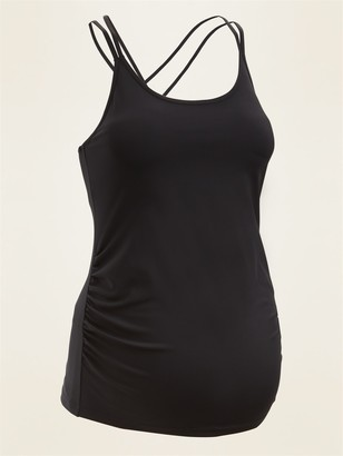 Old Navy Maternity Powersoft Strappy Performance Cami
