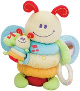Little Bird Told Me Burble Bee Musical Activity Crib Toy