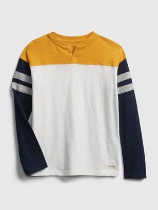 Gap Kids Henley T-Shirt