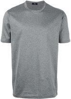 Fay plain T-shirt - men - Cotton - L