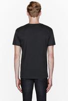 Marc by Marc Jacobs Charcoal grey ursa major print t-shirt