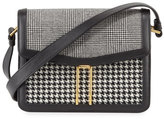Hayward Mini H Plaid Crossbody Bag