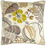 "Legacy Botanical Garden Pillow, 20""Sq."