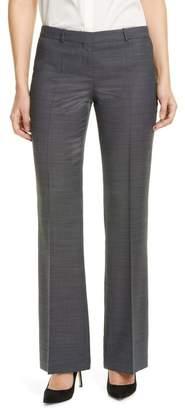 BOSS Tulea Micro Pattern Suit Trousers