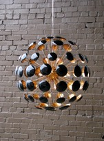 The Well Appointed House 9C Bilbao Chandelier