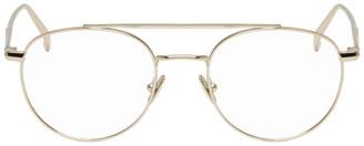 Raen Gold Brier Glasses