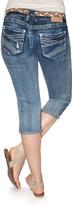 Amethyst Jeans Denise Capri Jeans