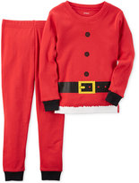 Carter's 2-Pc. Santa Suit Pajama Set, Baby Boys (0-24 months)