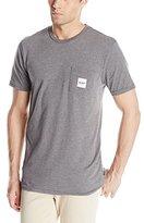 HUF Men's Box Logo Pocket T-Shirt