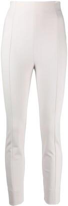 Lorena Antoniazzi Plain Basic Leggings