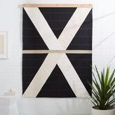 west elm Louise Gray Quilt No. 1