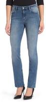 Mavi Jeans Women's Kendra High Waist Straight Leg Jeans