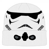 Star Wars Stormtrooper Cuff Beanie Hat