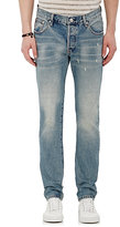 Earnest Sewn Men's Dean Jeans-LIGHT BLUE, BLUE