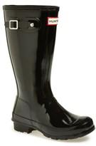 Hunter Toddler 'Original Gloss' Rain Boot