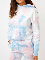 Thumbnail for your product : Frankie's Bikinis Burl Cropped Sweatshirt
