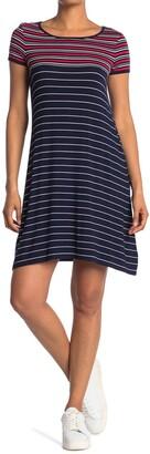 Max Studio Cap Sleeve Dress