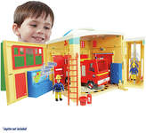 Fireman Sam Pontypandy Fire Station