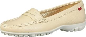 Marc Joseph New York Women's Leather Made in Brazil Lightweight Union Golf Performance Shoe