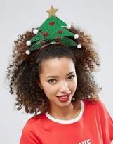 Asos Holidays Tree Headband