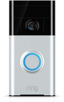Ring Video Doorbell - Satin Nickel