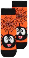 George Halloween Spider Socks