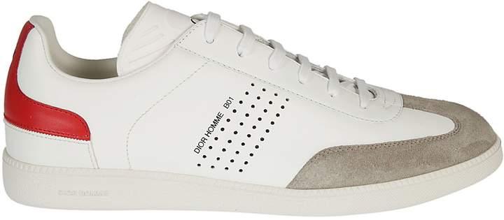 Christian Dior Logo Sneakers