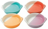 Royal Doulton 1815® Porcelain 7.2in Appetizer Plate Set of 4 Multicolor