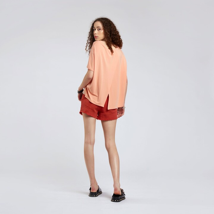 Thumbnail for your product : Komodo Pacha Modal Top Peach