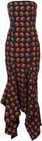 SOLACE London Veronique printed dress
