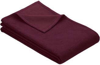 Ibena Cotton Pure Jacquard King Bed Blanket