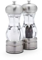 Cole & Mason Saturn Salt and Pepper Mill Gift Set