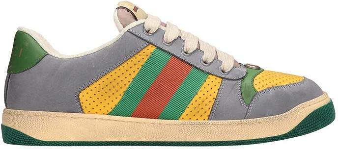 a623026be Gucci Yellow Men's Sneakers | over 20 Gucci Yellow Men's Sneakers |  ShopStyle