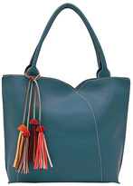 Mellow World Blue Allure Tote