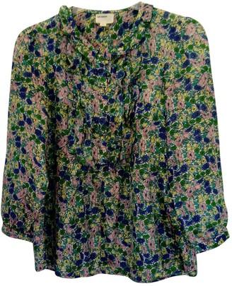 Gat Rimon Multicolour Silk Tops