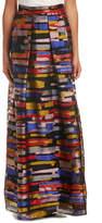 Escada Silk-Blend Maxi Skirt